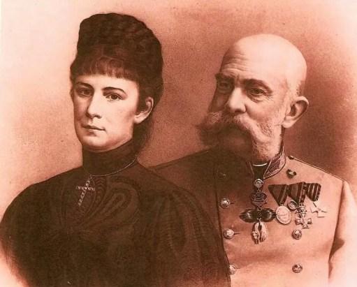 Elisabeth et François-Joseph à la fin de leur vie (photographies)