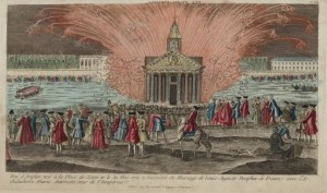 Feu d'artifice mortel : l'union maudite de Louis XVI et Marie-Antoinette ?