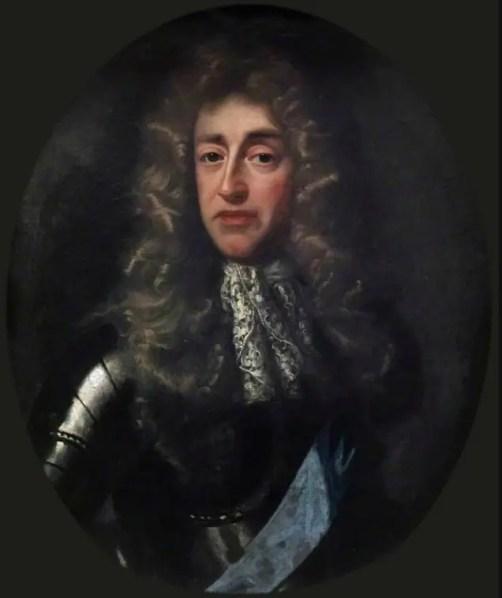 Jacques ii dans les annees 1660 par John Riley