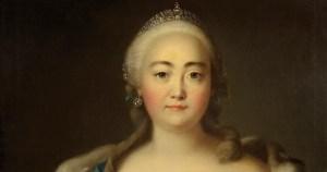 Plaisirs et caprices d'Élisabeth Ière : la tsarine baroque