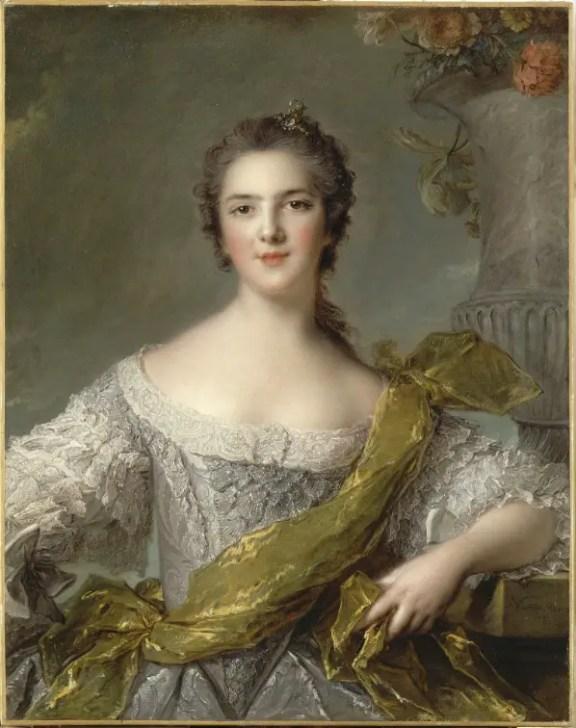 Madame Victoire par Jean-Marc Nattier