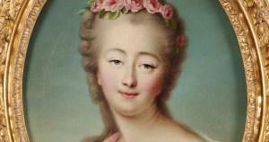 L'âge d'or du portrait au XVIIIe siècle