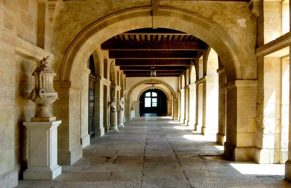 Galerie d'honneur du château de Hautefort