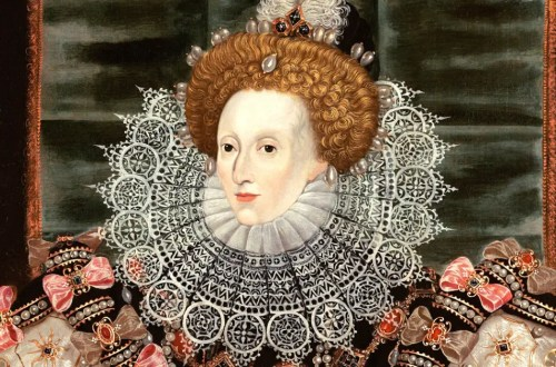 La reine Elisabeth Iere Tudor