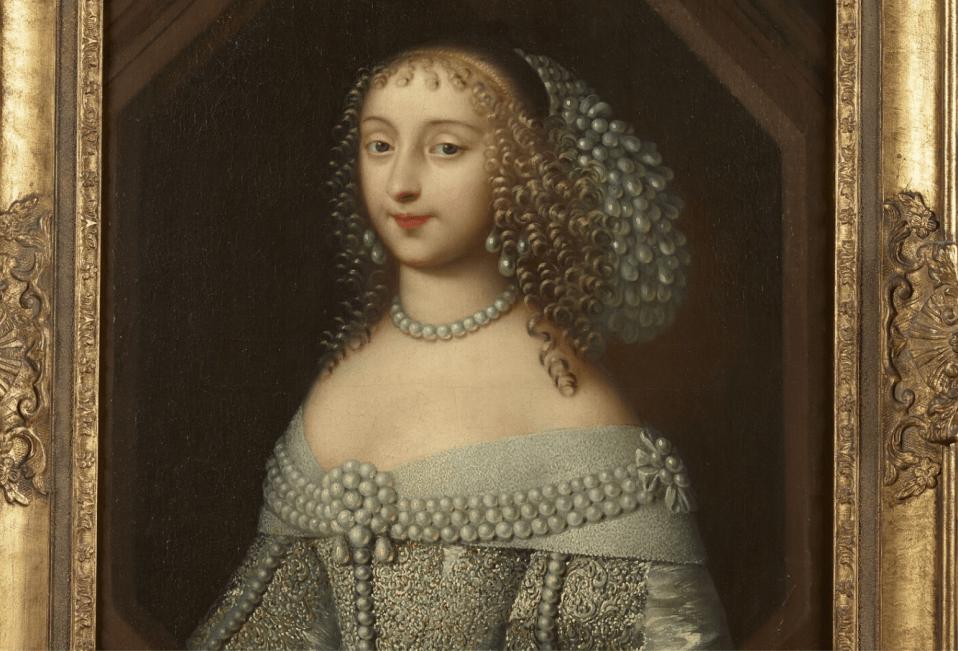 Anne-Marie Martinozzi - Anonyme - Versailles