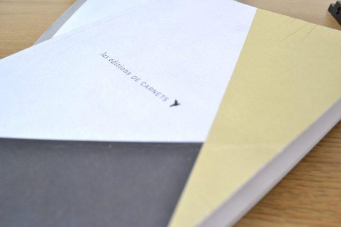 carnet minimaliste bloc notes
