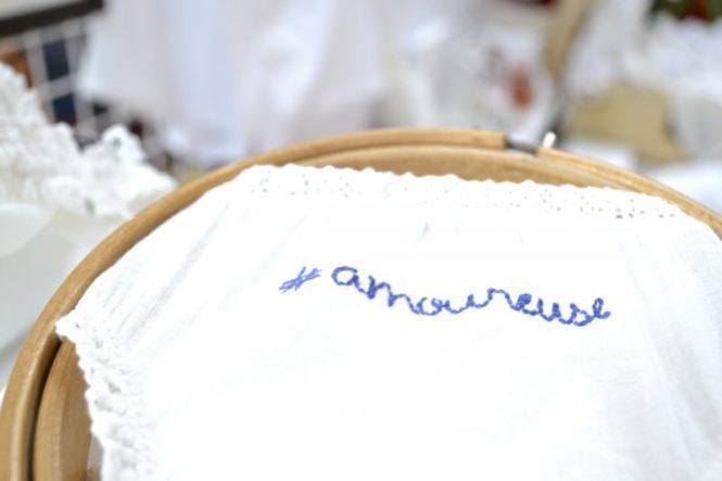 culotte personnalisée