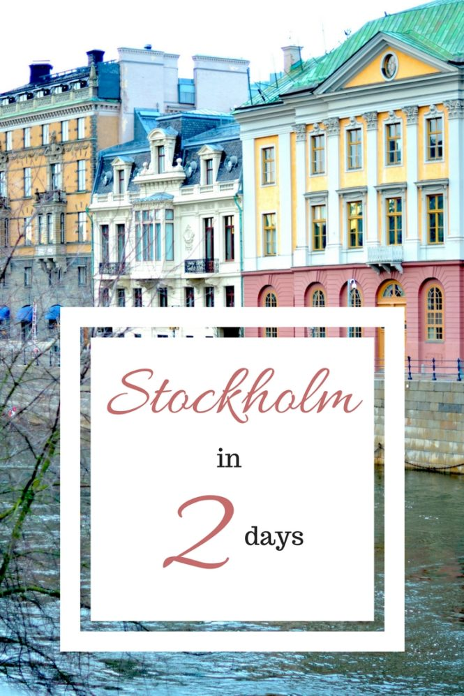 What to do in Stockholm in 2 days ? All my tips!