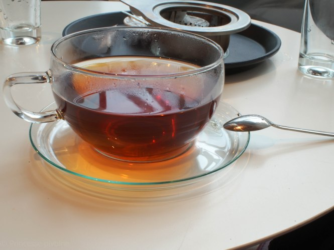 """little"" cup of tea"
