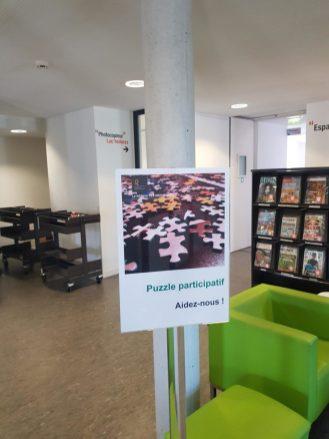 Un puzzle participatif