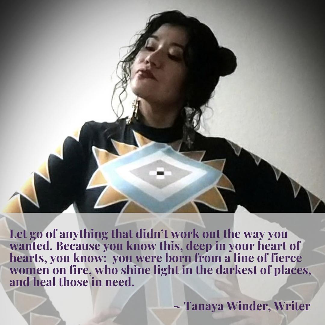 An Interview with Tanaya Winder