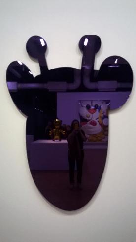 il est pas trop mignon ce miroir girafe ?
