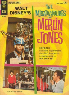 merlin-jones-gold-key-11964