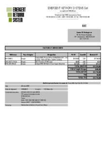 RANARISON Tsilavo est celui qui établit les factures de la société EMERGENT pour la société Connectic - Email du 2 avril 2009_Page_2