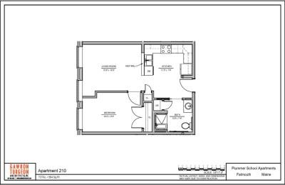 Plummer School Apartment Floor Plans 210