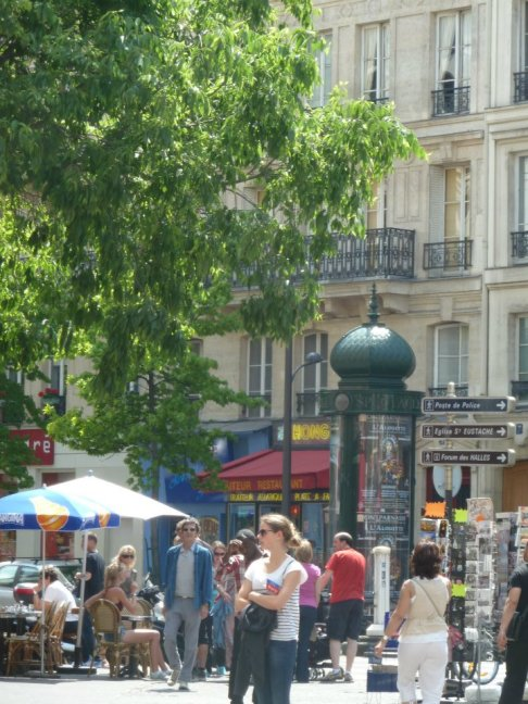 Place Sainte-Opportune