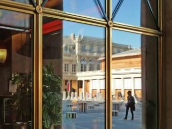 Palais-Royal, Comédie Française, théâtre éphémère