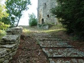 Forcalquier - chapelle Saint-Pancrace
