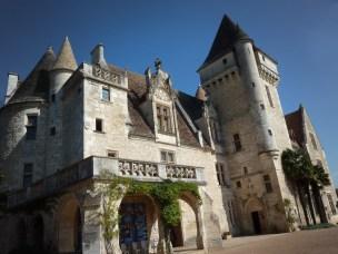 Les Milandes - ancien château de Joséphine Baker