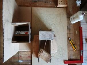 Ébauches de construction M. Hulot
