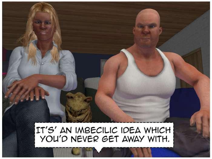 Imbecilic idea