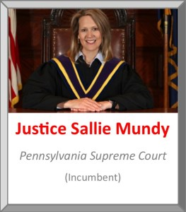 Sallie Mundy for PA Supreme Court