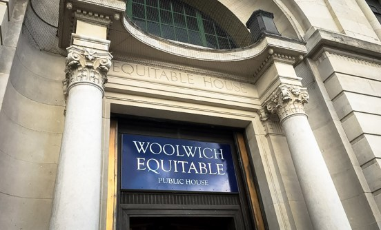 woolwich equitable london se18