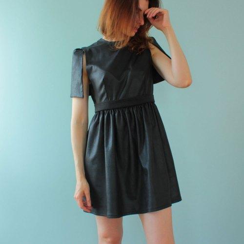 patron de couture robe Ankaa version noire