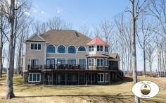lake anna custom home