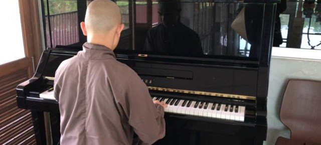 Breathing In Breathing Out – Piano Version