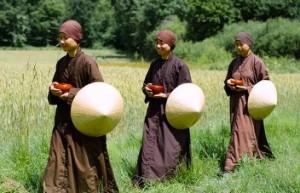 nuns formal lunch