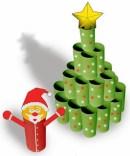 http://reciclaje.manualidadesartesanas.com/como-hacer-arbol-de-navidad-con-tubos-de-papel-de-forma-facil/
