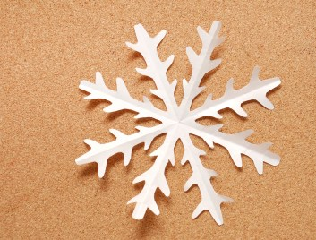 http://www.wikihow.com/Make-a-Kirigami-Paper-Snowflake