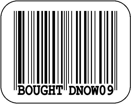 Bought Barcode