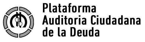 Plataforma auditoria ciutadana