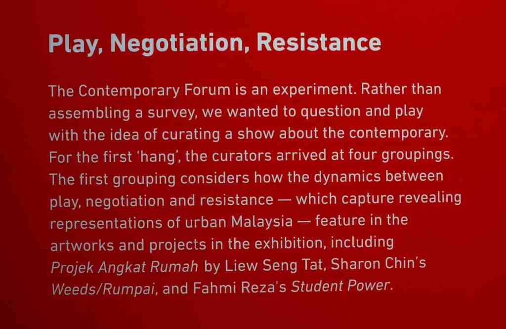 Play, Negotiation, Resistance