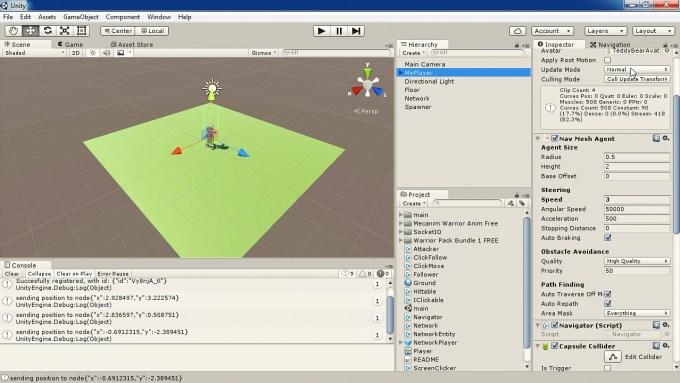 Node Js Multiplayer Game Framework | Games World
