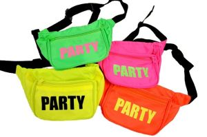 rave fanny pack