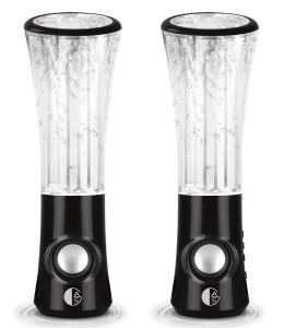best water speakers AGS Colorful Trumpeter Music Fountain