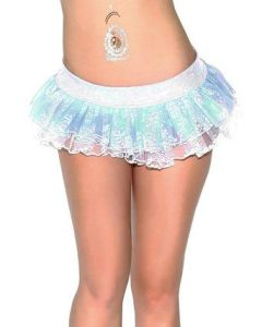 rave outfits for girls Ice Princess Rave Skirt