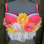 Daisy Dream Rave Bra