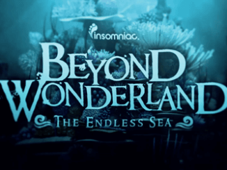 Beyond Wonderland The Endless Sea 2017