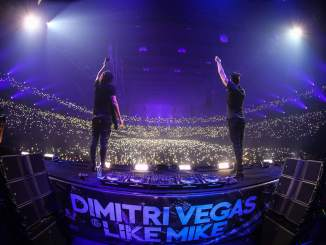 DIMITRI VEGAS LIKE MIKE the spectacle