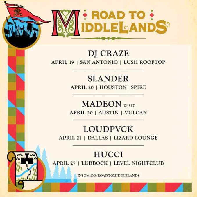 The Road To Middlelands
