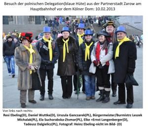 BesuchderpolnischenDelegation