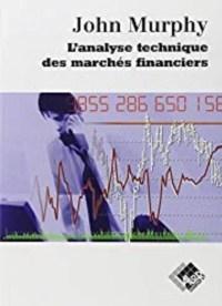 livre l'analyse technique des marchés financiers