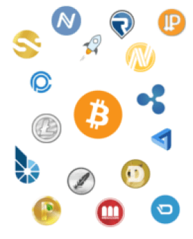 cryptodevises cryptocurrencies bitcoin litecoin