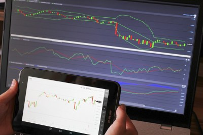 analyse technique graphique bourse