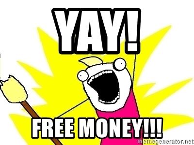argent gratuit free money