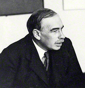 John Maynard Keynes photo